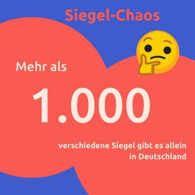 Siegel-Chaos